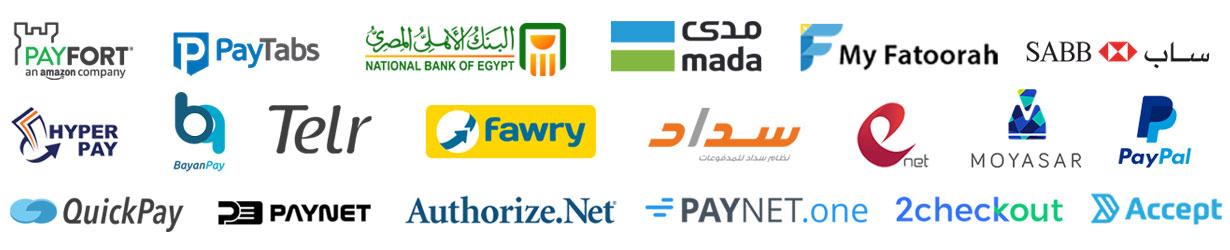 Magento Payment gateways Integration