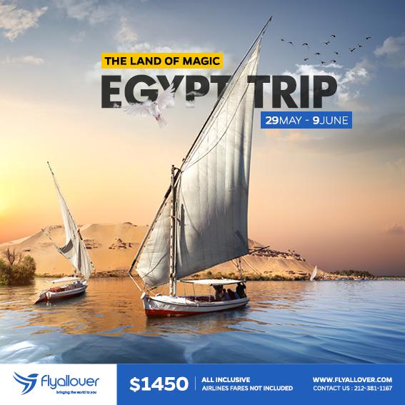 FlyAllOver – Ticket Booking Agency Social Media