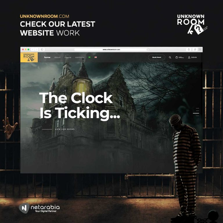 Unknownroom – Escape Room Website
